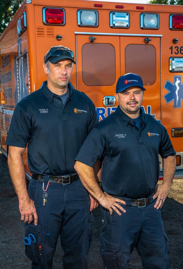 Century Ambulance Critical Care Transport Team